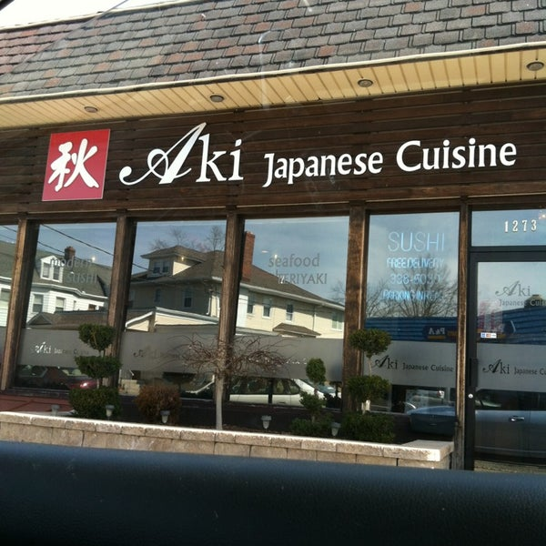 Aki sushi 28 tips for Aki japanese cuisine