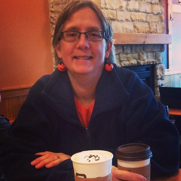 Photo taken at Caribou Coffee by Carleen B. on 10/28/2013