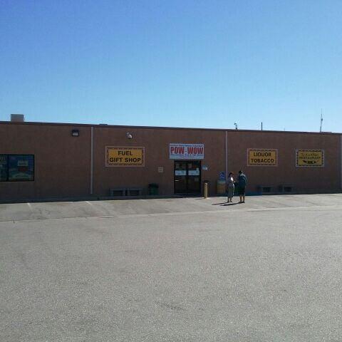 Photo taken at Moapa Paiute Travel Plaza / Chevon Gas by Lydia K. on 5/4/2012