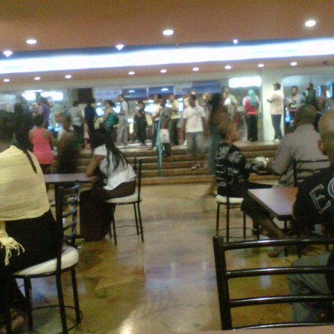 Photo taken at Trincity Mall by Andre A. on 8/20/2012