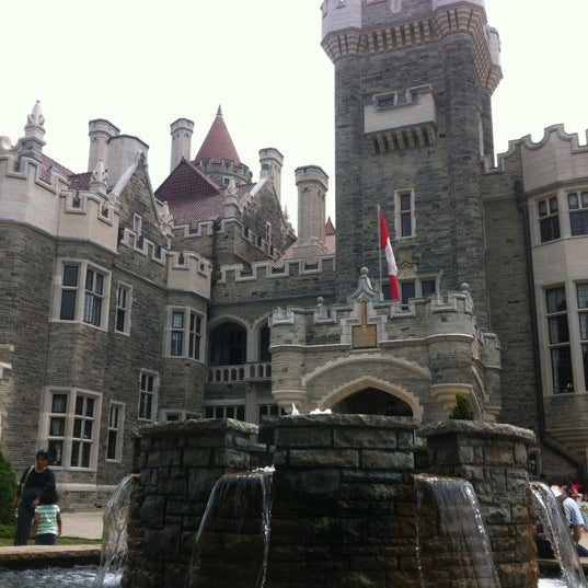 Photo taken at Casa Loma by Edward Z. on 5/27/2012