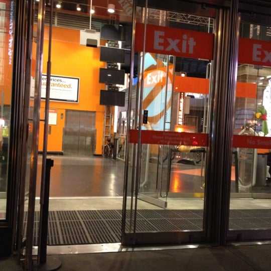 The Home Depot New West Of Kingston Bridge Street Home Improvement Stores Nyc The