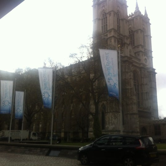 Photo taken at Queen Elizabeth II Conference Centre by Dana S. on 4/23/2012
