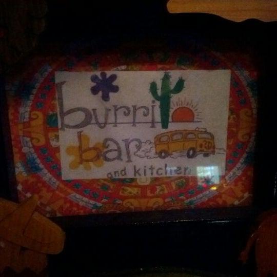 Photo taken at Burrito Bar & Kitchen by Makoto Y. on 3/2/2012