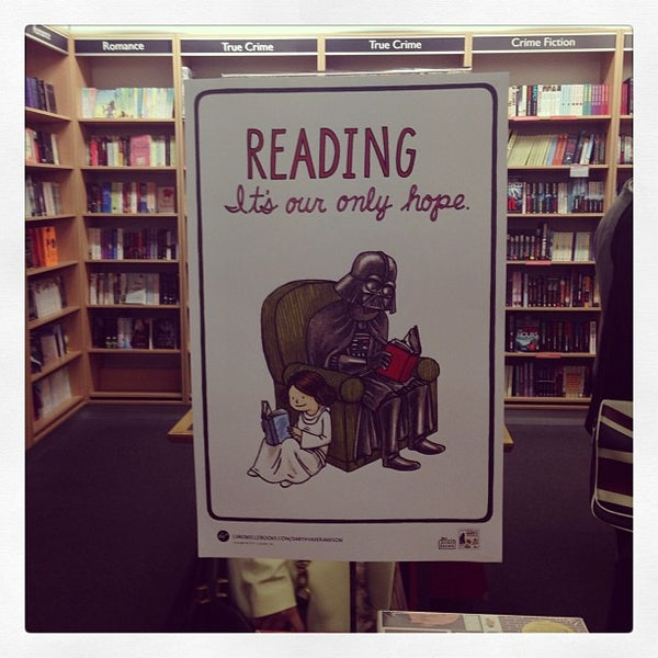 Photo taken at Foyles by Claire C. on 7/12/2013