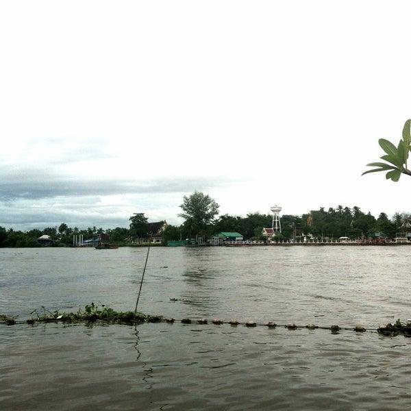 Photo taken at บ้านชมวิว (Baan Chom View) by Apasara K. on 7/7/2013