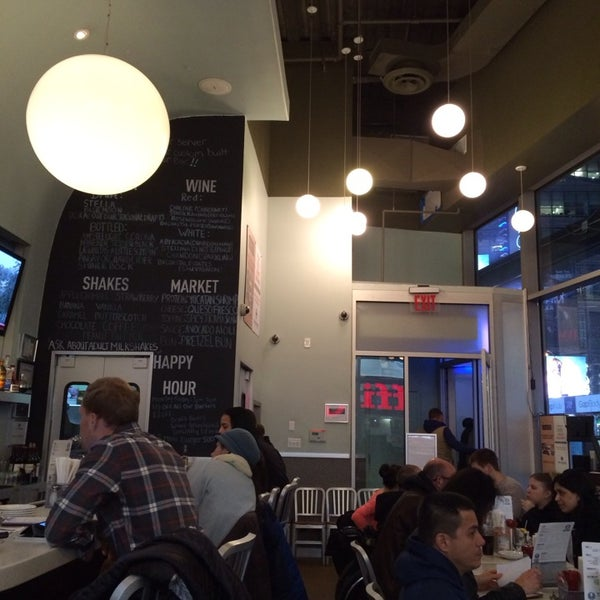 Photo taken at The Counter by Christopher M. on 2/7/2014