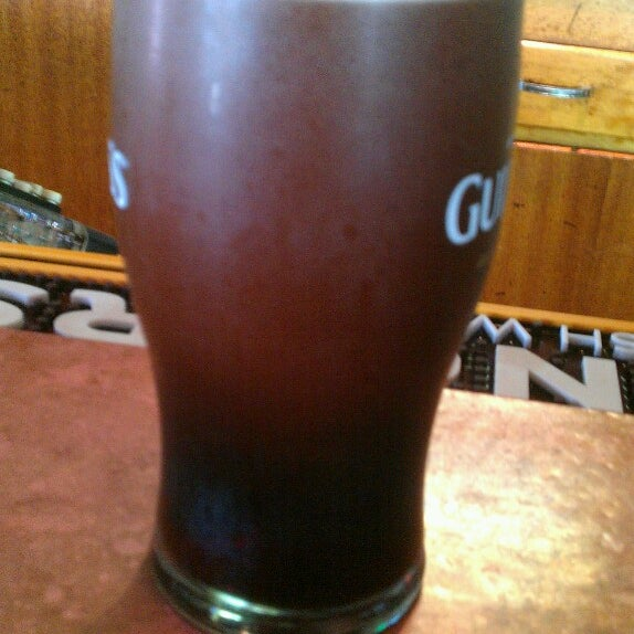 Photo taken at Dubliner Pub by Tim N. on 3/29/2013