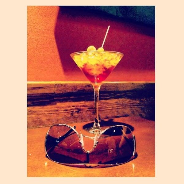 Photo taken at Slow Barcelona Cocktails & Boîte by Enrique R. on 6/25/2014
