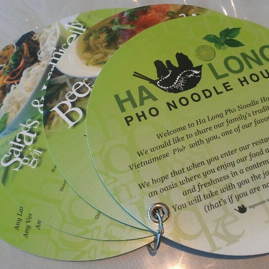 Photo taken at Ha Long Pho Noodle House by Maria S. on 11/13/2013
