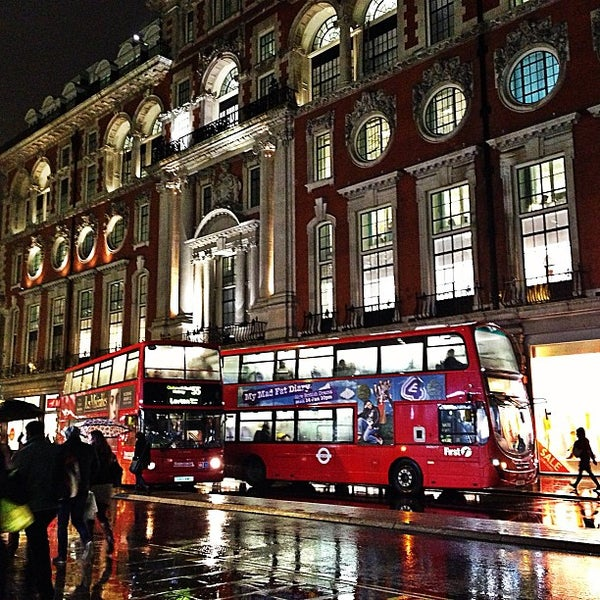 Photo taken at Oxford Street by The C. on 1/28/2013