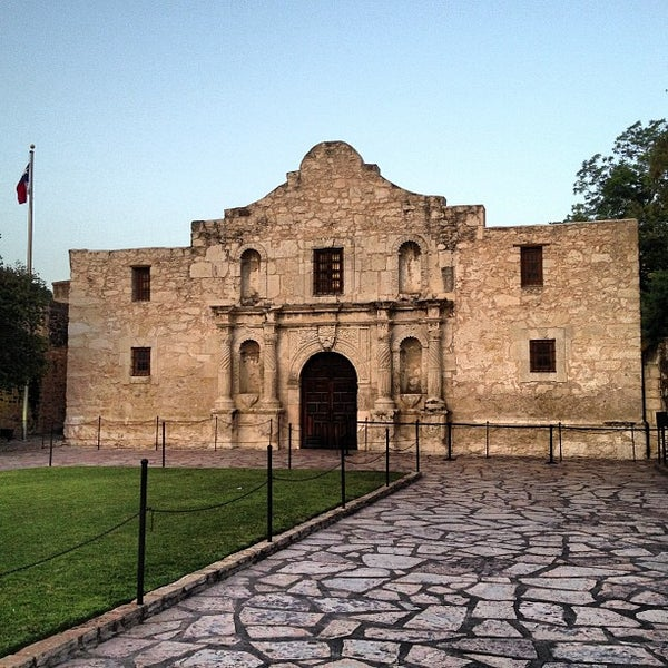 Photo taken at The Alamo by Bryan H. on 6/21/2013