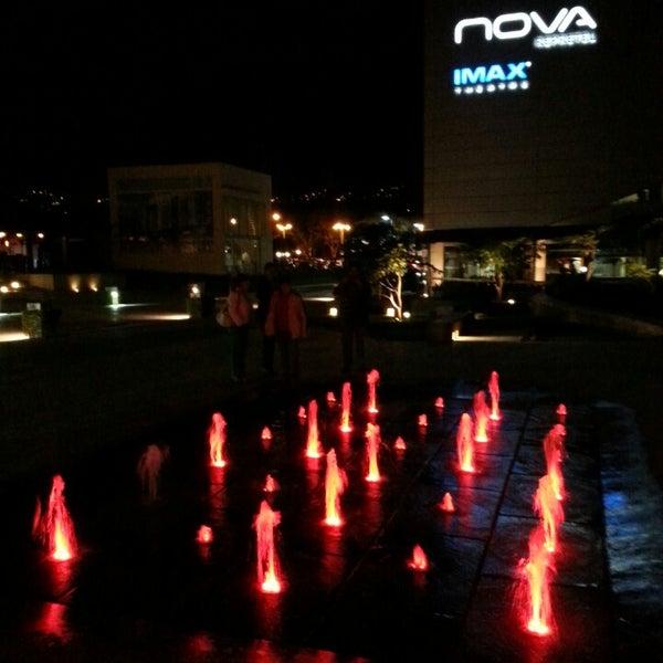 Photo taken at Nova Cinemas by Luis B. on 5/19/2013
