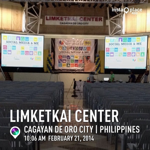 Photo taken at Limketkai Center by National Youth C. on 2/21/2014