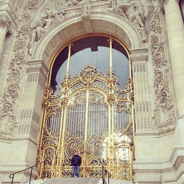 Photo taken at Grand Palais by Oleg on 5/5/2013