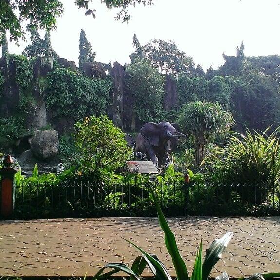 Photo taken at Kebun Binatang Ragunan by Salman A. on 2/13/2014