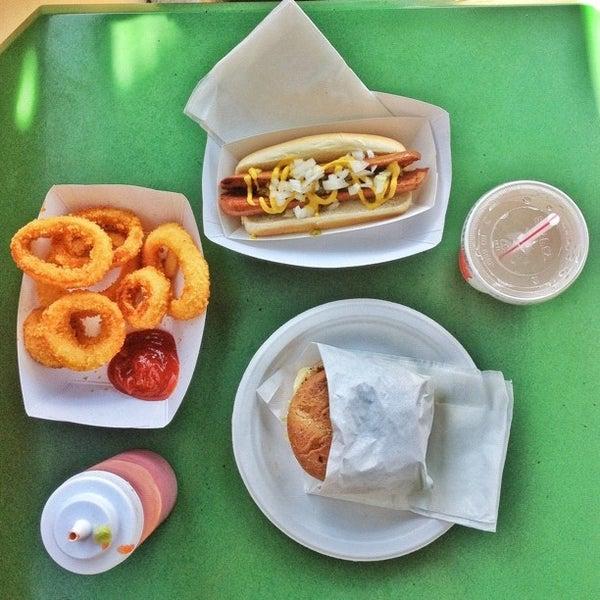 Photo taken at LA Buns & Co. by Tim M. on 10/8/2012