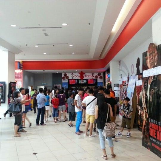 Photo taken at Big Cinemas by $oon Lee ™. on 2/12/2013
