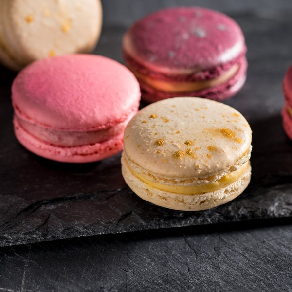 Photo taken at La Maison du Macaron by La Maison du Macaron on 1/22/2014