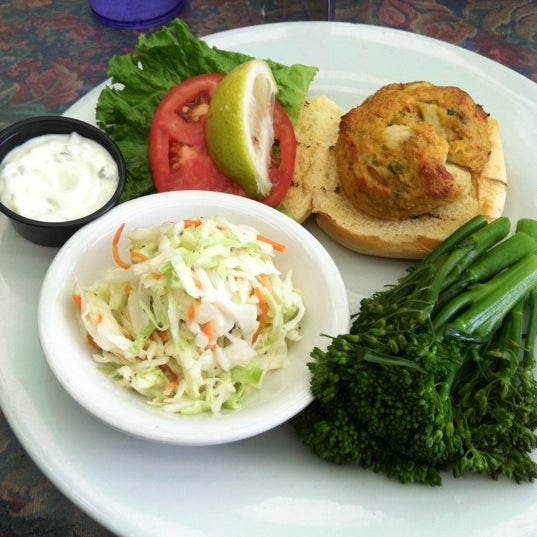Photo taken at Phillips Seafood by Angie L. on 9/15/2012