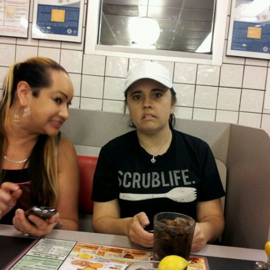 Photo taken at Waffle House by Steven R. on 4/21/2012
