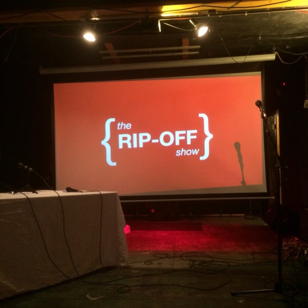 Every fourth Saturday of the month come see the only live comedy game show in New Orleans: The Rip-off Show