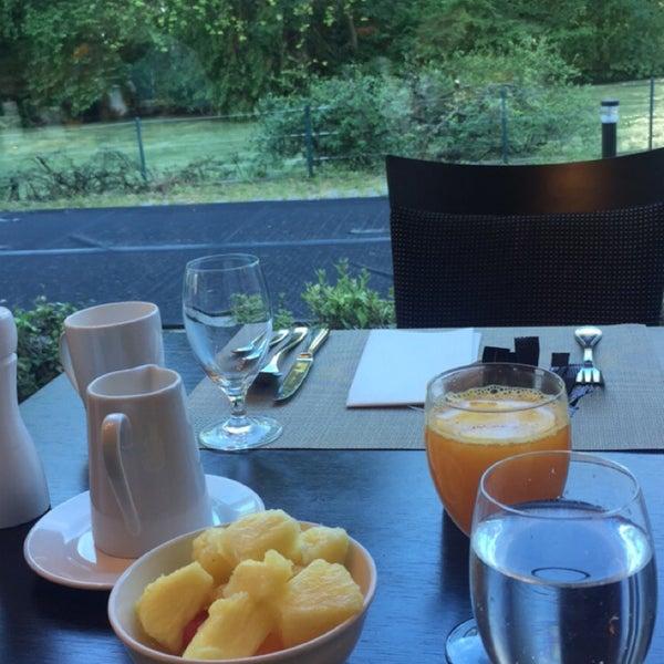 Photo taken at Hilton Munich Park by Turki ♚. on 7/18/2016