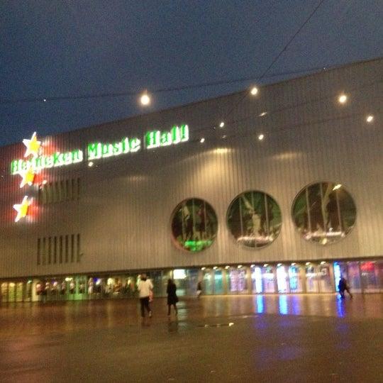 Photo taken at Heineken Music Hall by Stefan M. on 11/29/2012