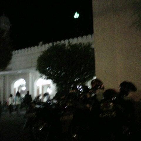Photo taken at Masjid Jami' Kauman Pekalongan by Dani E. on 8/1/2013
