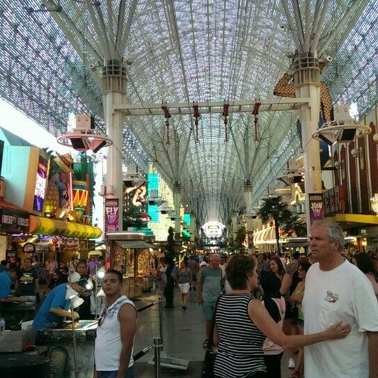 Photo taken at Downtown Las Vegas by kingintea on 8/10/2015