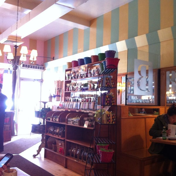 Photo taken at L.A. Burdick Chocolate by Nayoen K. on 3/15/2013