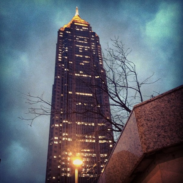 Photo taken at AT&T Tower by Griffin C. on 3/18/2013