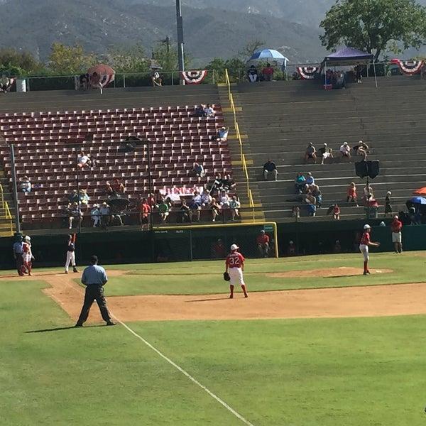 Photo taken at Little League Baseball Western Regional HQ by James H. W. on 8/10/2015
