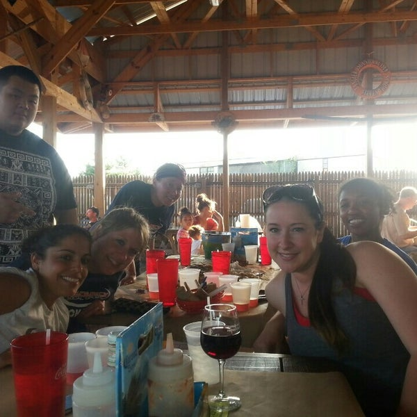 Photo taken at May's Crab & Seafood by Jayson S. on 5/3/2015