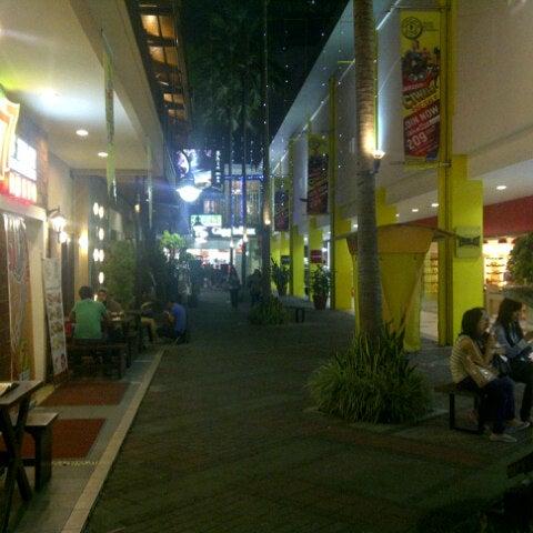 Photo taken at Cihampelas Walk (CiWalk) by Boedi S. on 10/24/2012