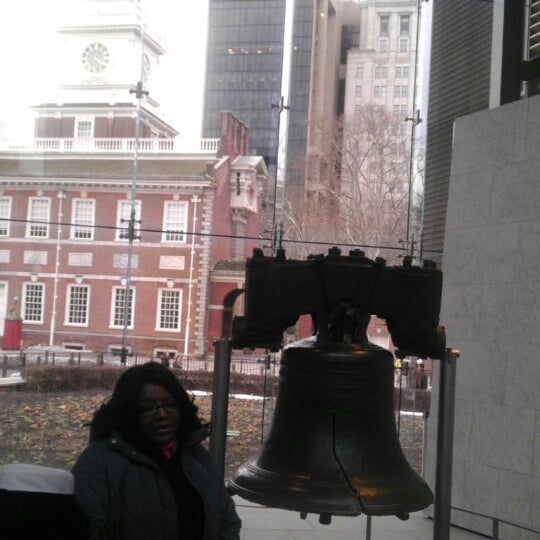 Photo taken at Liberty Bell Center by Joseph N. on 3/1/2014
