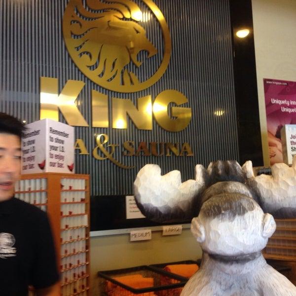 King spa dallas tx coupon