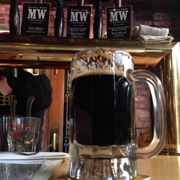 Photo taken at Novare Res Bier Cafe by Joe C. on 3/1/2014
