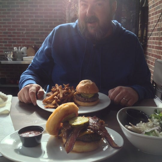 Photo taken at Cypress Street Pint & Plate by Brianna S. on 12/5/2012