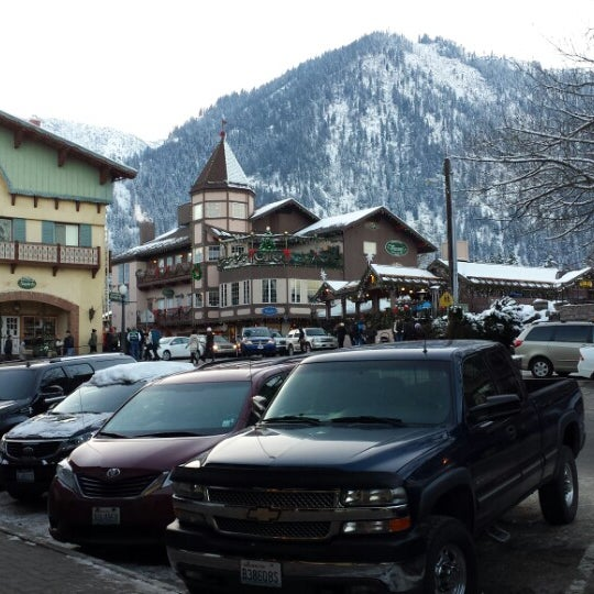 Photo taken at Town of Leavenworth by Th_Aviator on 1/1/2015