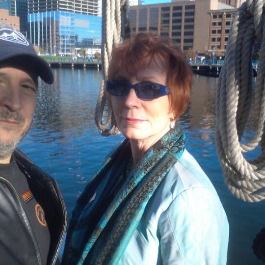 Photo taken at Old Town Trolley Tours of Boston by Chucktown T. on 11/4/2012