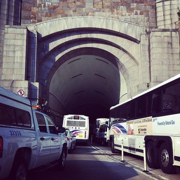 Lincoln Tunnel New York Nj