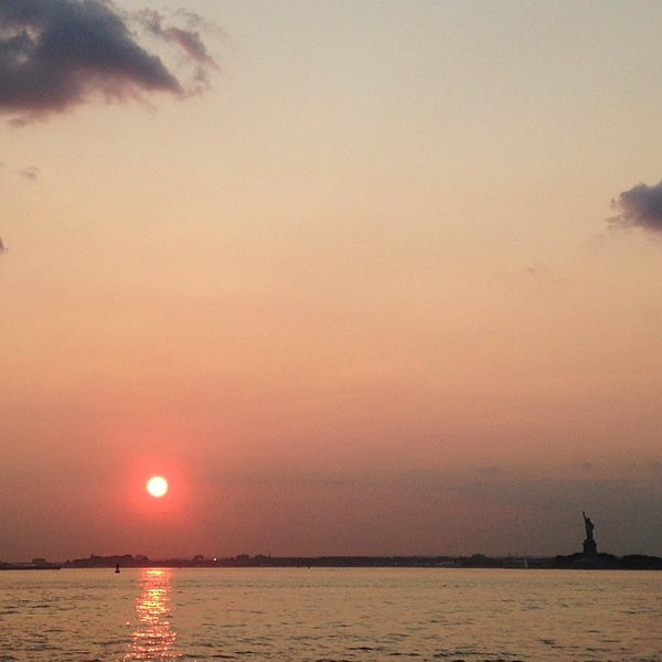 Photo taken at Louis Valentino, Jr. Park & Pier by Lisa M. on 8/20/2013