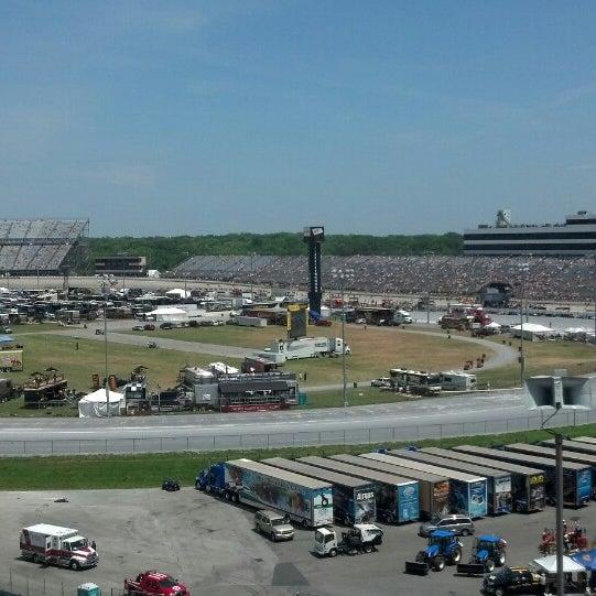 Photo taken at Dover International Speedway by G. Erik F. on 6/2/2013