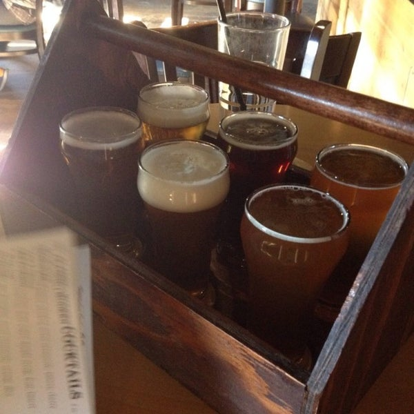 Photo taken at Banff Avenue Brewing Co. by Graham R. on 5/20/2015