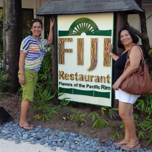 Photo taken at Fiji Restaurant by Fulzer Costonera B. on 4/4/2014