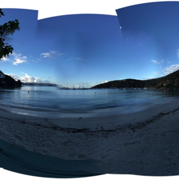 Photo taken at Jost Van Dyke Island by Michael M. on 1/30/2015