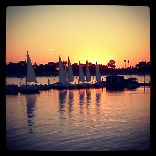 Photo taken at Paradise Point Resort & Spa by Kristina S. on 9/16/2012