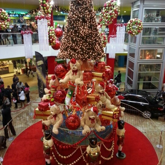 Photo taken at Trincity Mall by James F. on 12/1/2012