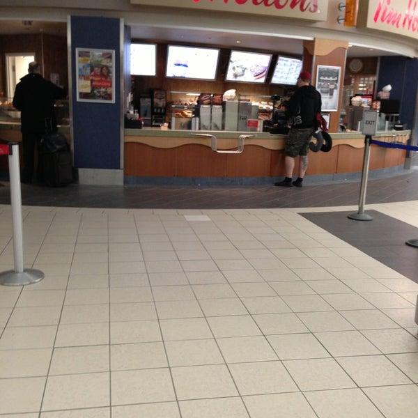 Photo taken at Saskatoon John G. Diefenbaker International Airport (YXE) by Michele M. on 2/13/2013